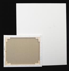 Tele 17mm in Juta per dipingere - Spessore 17mm  -Telaio telato 17mm Juta - Tele Belle arti Juta