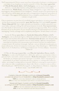 Chicco- Olio biologico per massaggi bebè, 75 ml