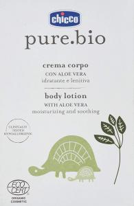 Chicco Pure.bio crema corpo 100ml