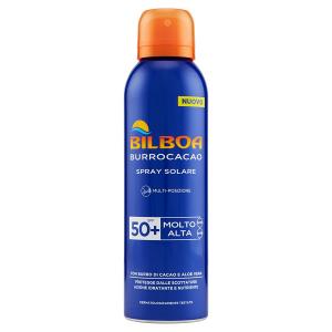 Bilboa Burrocacao Spray Solare Multiposizione SPF 50+ - 150 ml
