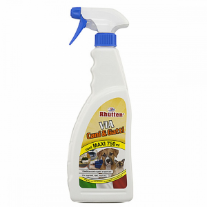 VIA CANI E GATTI DISABITUANTE 750ml