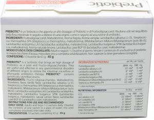 PREBIOTIC® 10 Bustine solubili