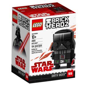 LEGO DARTH VADER BRICKHEADZ 41619