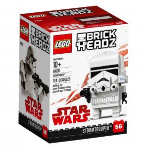 LEGO STORMTROOPER BRICKHEADZ 41620