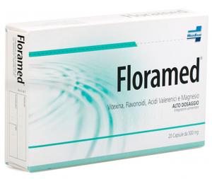 FLORAMED® CAPS 20