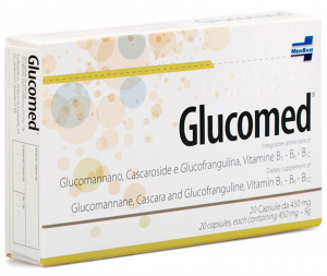 GLUCOMED® CAPSULE 20