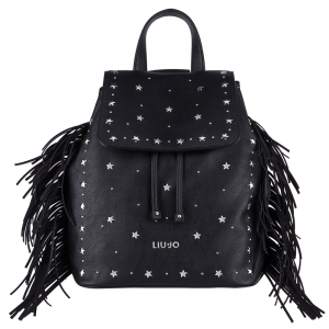 Backpack Liu Jo LIMA A68089 E0058 NERO