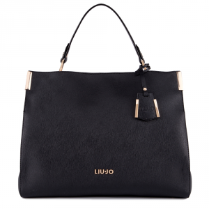 Hand and shoulder bag Liu Jo ISOLA A68002 E0087 NERO