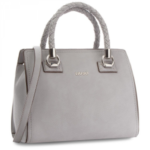 Hand and shoulder bag Liu Jo MANHATTAN A68100 E0011 FROZEN
