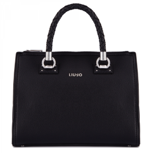 Hand and shoulder bag Liu Jo MANHATTAN A68093 E0011 NERO