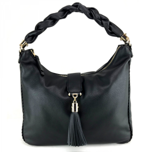 Shoulder bag Liu Jo PIAVE A68115 E0027 NERO