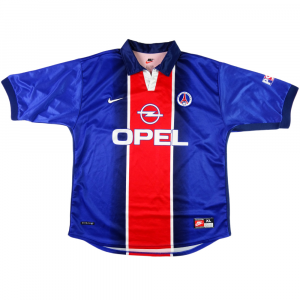 1998-99 Paris Saint-Germain Maglia Home XL