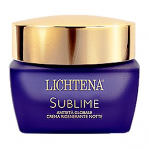Lichtena Sublime Crema Antietà Globale Notte - 50 ml