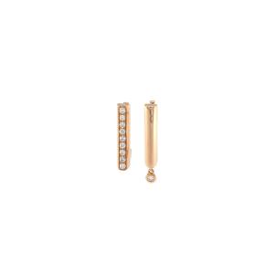 Orecchini in oro 18k e diamanti