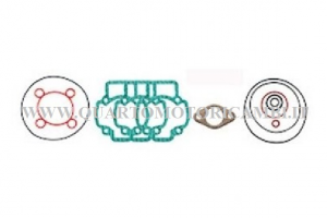 100684021 Serie completa guarnizioni motore Piaggio