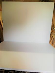 Tele 200x600 cm Gallery  per dipingere - Tele per Pittura - profilo 4 cm Bianche grandi dimensioni
