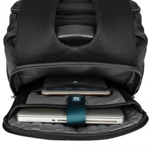 Delsey - Quarterback Premium - Zaino s espandibile a 2 scomparti porta pc 15.6