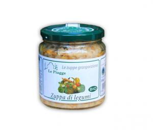 Zuppa granporzione di Legumi BIO - 300gr