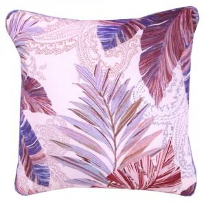 Fodera per cuscino arredo BASSETTI Granfoulard 40x40 cm LEVANTE 5 rosa