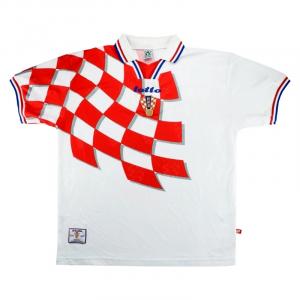 1998-01 Croazia Maglia Home XXL (Top)