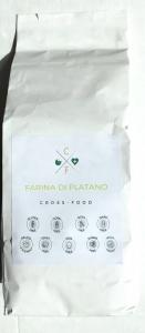 Farina di Platano - 400g