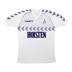 1985-87 Tottenham Maglia Home S (Top)