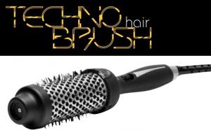 Dune 90 - Spazzola modellante Techno Bush