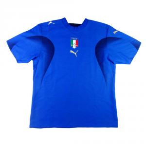 2006 Italia Maglia Home L (Top)