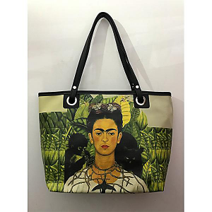 Merinda Shopper Art line woman