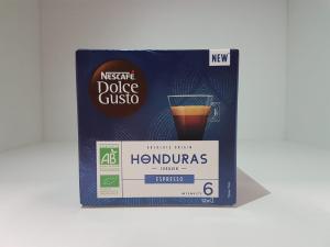 12 Capsule caffè Dolce Gusto - Mono origine Honduras