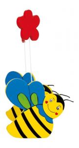 Giostrina Ronzio delle api gioco arredo camera,lettino o culla per neonato bambini