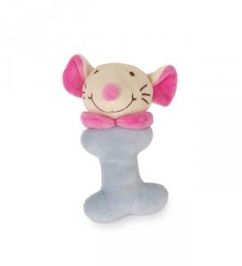 Peluche Raganella animali set da 5,aiuto motricità neonato