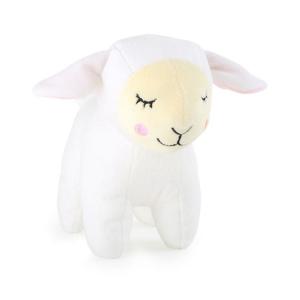 Peluche per bambini neonati Pecorella Lotta Legler 10022