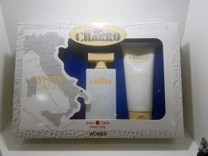 Profumo Donna confezione Charro Ama l'Italia White Sand+ Bagno