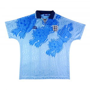 1992-93 Inghilterra Maglia Terza XL