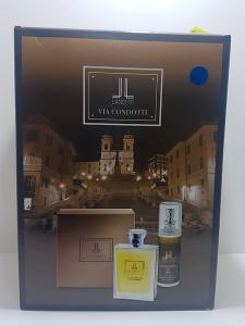 Confezione Lancetti Via Condotti Uomo Profumo e Deo parfum 100 ml