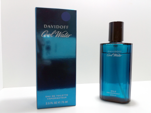 Cool Water Davidoff Eau de Toilette Uomo 75 ml