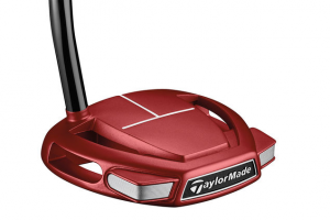 MINI SPIDER PUTTER TAYLORMADE - rosso