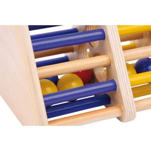Triangolo per selezionare gioco didattico in legno
