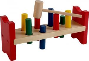 Martello/martelletto in legno Gioco per bambini