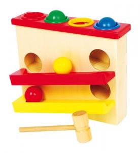 Martello/martelletto grande in legno Gioco per bambini