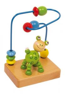 Gioco Attività animali, set da 2. giocattolo legno per bambini