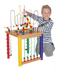 Tavolo dei giochi attività Gioco per bambini aiuto motricità