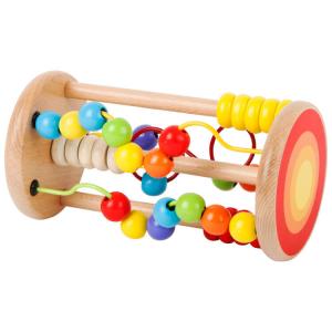 Gioco di motricità per bambini in legno Rumore delle biglie