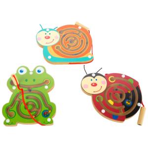 Labirinto magnetico gioco bambini Display espositore