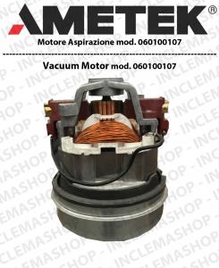 060100107 motor de aspiración AMETEK  11-013 para aspiradora e fregadora