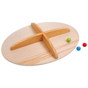 Tavola d'equilibrio gioco didattico in legno