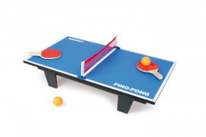 Tennis da tavolo Ping Pong in legno gioco bambini