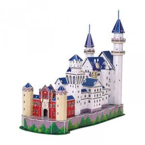 Puzzle 3D Castello Neuschwanstein 98 pezzi