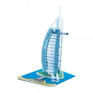 Puzzle 3D Burj Al Arab 37 pezzi